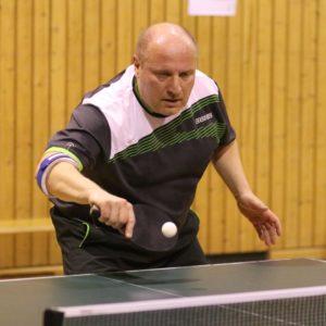 Gottfried Kontopidis holte den neunten Punkt für die Erste